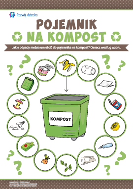 Pojemnik na kompost: myślimy ekologicznie