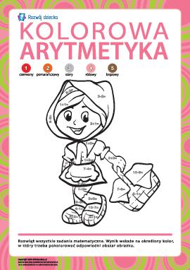 Kwiecista arytmetyka nr 7