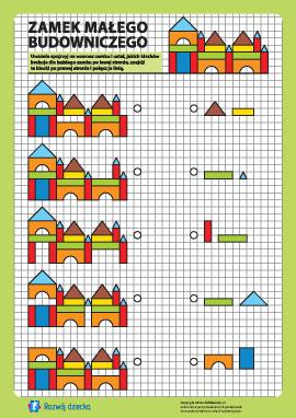 Zamek budowniczego: brakujące części nr 4