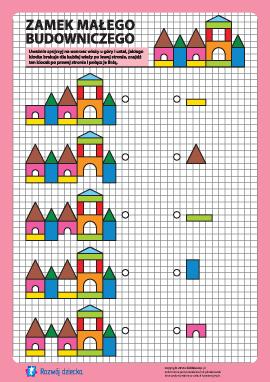 Zamek budowniczego: brakująca część nr 2
