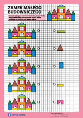 Zamek budowniczego: brakująca część nr 1