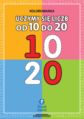 """Piszemy liczby od """"10"""" do """"20"""""""