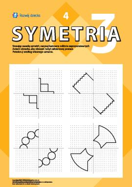 Poznajemy symetrię lustrzaną nr 4