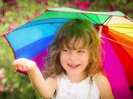 Czym zająć dziecko w deszczowy dzień