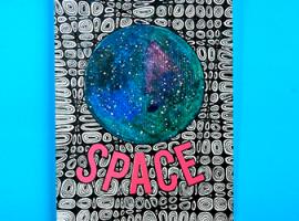Cząsteczka przestrzeni kosmicznej