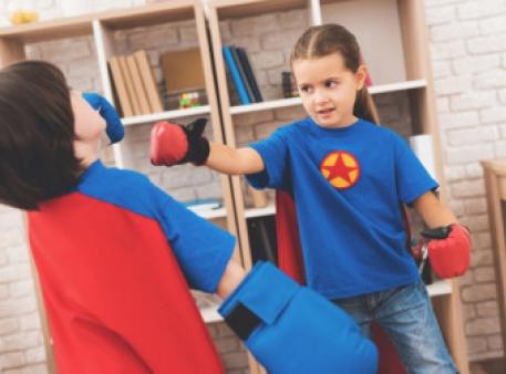 Jak złagodzić rywalizację między rodzeństwem