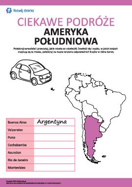 Ciekawe podróże: Ameryka Południowa