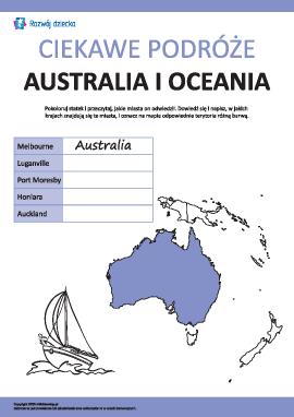 Ciekawe podróże: Australia i Oceania