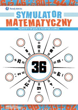 Symulator matematyczny: liczymy szybko