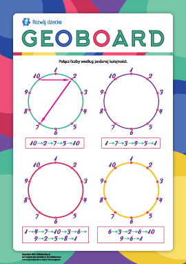 Geoboard: modelujemy