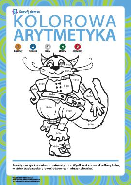 Kwiecista arytmetyka nr 11