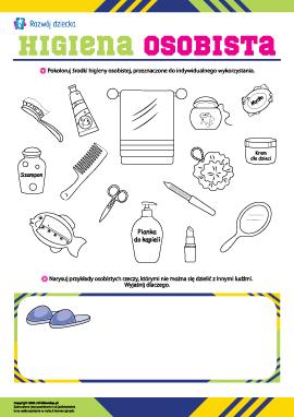 Higiena osobista: dbamy o zdrowie