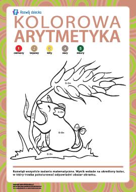Kwiecista arytmetyka nr 6