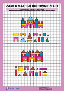 Zamek budowniczego: zbędne części nr 10