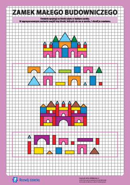 Zamek budowniczego: zbędne części nr 9
