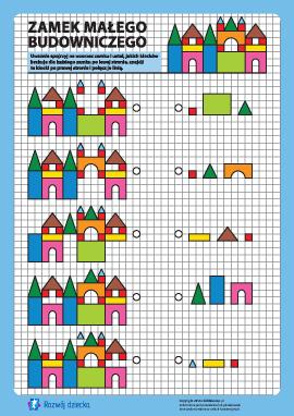 Zamek budowniczego: brakujące części nr 6