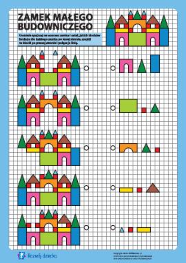 Zamek budowniczego: brakujące części nr 5