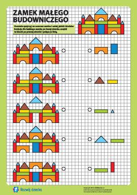 Zamek budowniczego: brakujące części nr 3
