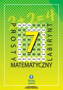 Prosty labirynt matematyczny