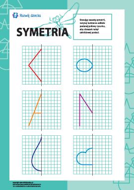Uczymy się symetrii: nr 3