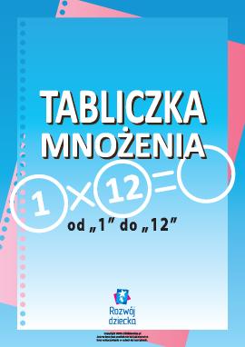 """Wypełnij tabliczkę mnożenia na """"12"""""""
