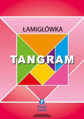 """Łamigłówka """"Tangram"""""""