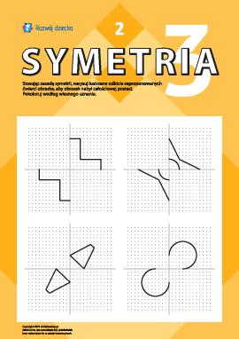 Poznajemy symetrię lustrzaną nr 2