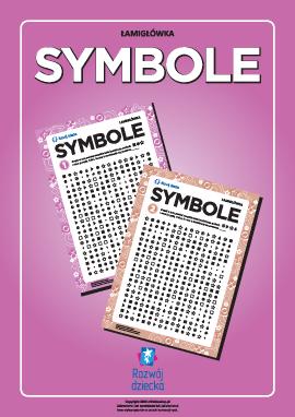 """""""Symbole"""": rozwijamy uwagę i pamięć"""