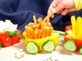 Pociąg jarzynowy: gotujemy z dzieckiem