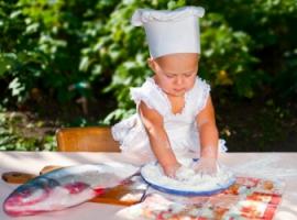 Cotygodniowe spożywanie ryb jest pożyteczne dla dzieci