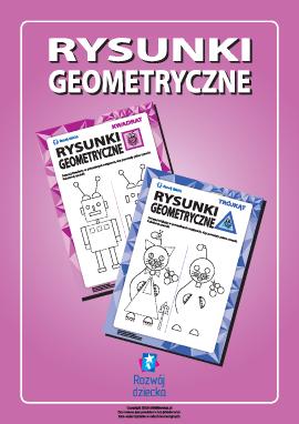 Rysunki geometryczne: rysujemy figury