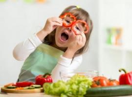 Jak zaszczepić dziecku nawyki zdrowej diety