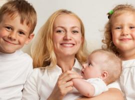 Trzecie dziecko w rodzinie: cechy szczególne charakteru