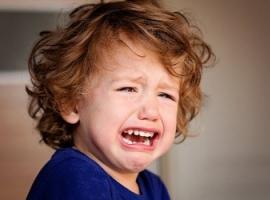 Jak poradzić sobie z histeriami dziecka