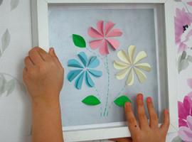 Najprostsza aplikacja z kwiatami dla dzieci