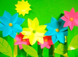 Kwitnące pole — łatwa aplikacja 3D dla dzieci
