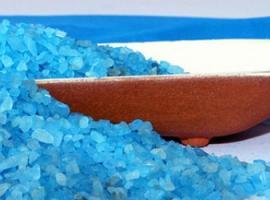 Krzyształy solne: badamy właściwości