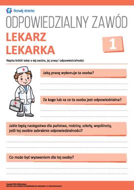Zastanawiamy się nad odpowiedzialnością: lekarz/lekarka
