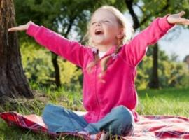 Złe zachowanie dziecka: czy medytacja pomoże to naprawić?