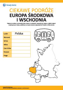 Ciekawe podróże: Europa Środkowa i Wschodnia
