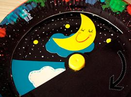 Dzień i noc – aplikacja interaktywna dla dzieci