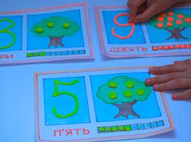 Arytmetyka i plastelina: dziecięca lekcja z liczbami