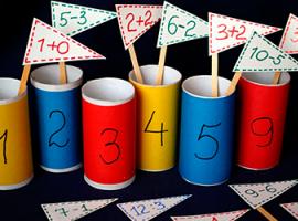 Wyliczanka: matematyczny projekt, rozwijający uwagę