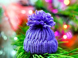 Zimowy wyrób własnej roboty – czapeczka za niecałe 10 minut